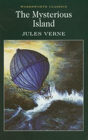 The Mysterious Island, Verne Jules