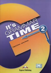It's Grammar Time 2 Student's Book, Evans Virginia, Dooley Jenny