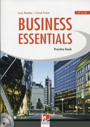 Business Essentials Practice Book + CD, Becker Lucy, Frain Carol