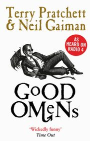 Good Omens, Gaiman Neil, Pratchett Terry