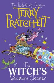 The Witch's Vacuum Cleaner And Other Stories, Pratchett Terry