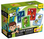 BEN 10 GIANT CARDS (CARTE GIGANTI),