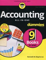 Accounting All-in-One For Dummies, Boyd Kenneth W.