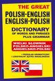 The Great Polish-English English-Polish Dictionary of Words and Phrases plus Grammar, Gordon Jacek