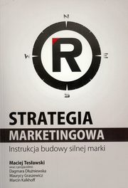 Strategia marketingowa, Maciej Tesławski